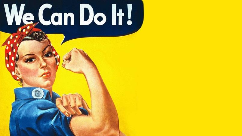 We Can Do It! - J. Howard Miller
